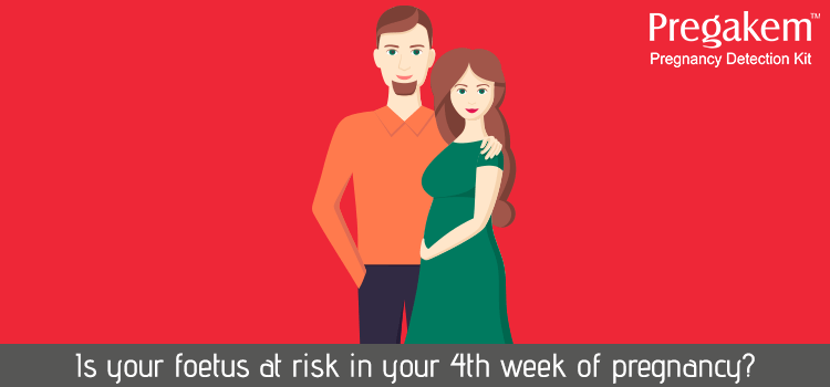 pregnancy fourth week