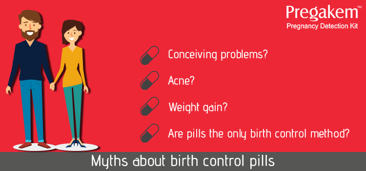 myths about birth control for pregnancy