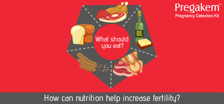 diet changes before pregnancy to increase fertility